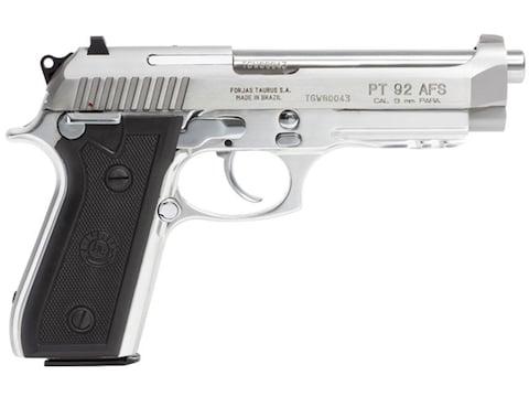 Taurus 92 Pistol 9mm Luger 5