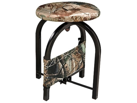 Swell Ameristep Compass Ground Hunting Blind Swivel Stool Chair Realtree Apg Camo Inzonedesignstudio Interior Chair Design Inzonedesignstudiocom