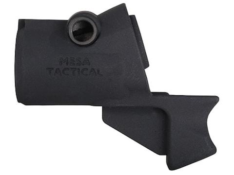 Mesa Tactical LEO Telescoping Stock Adapter Mossberg 500, 590, 835 12 and  20 Gauge Aluminum Matte