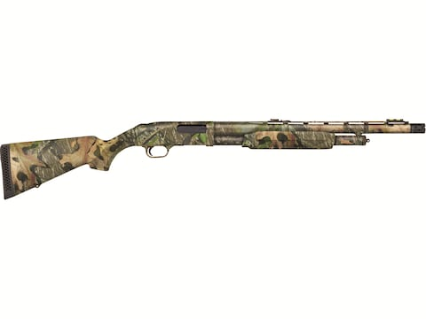 Mossberg 500 Grand Slam Turkey Shotgun Vent Rib Barrel Synthetic Mossy Oak  Obsession