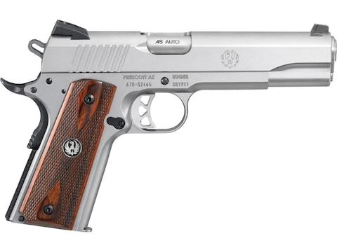 Ruger SR1911 Pistol 45 ACP 5