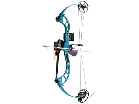 PSE Wave Bowfishing Compound Bow Package Right Hand 20-40 lb  Up to 30