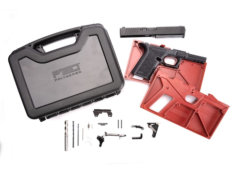 Polymer80 PF940CL Compact Longslide 80% Buy, Build, Shoot Kit Glock 17