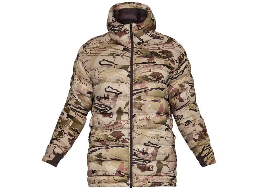 Under Armour Men's UA Ridge Reaper Alpine Ops Down Insulated Parka Nylon