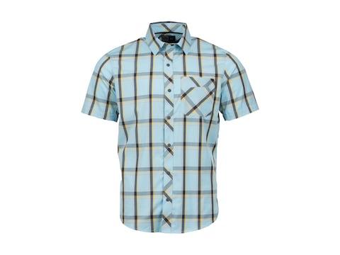 d2f9ffefcdd Magpul Men's R&R Plaid Button-Up Shirt Short Sleeve Polyester