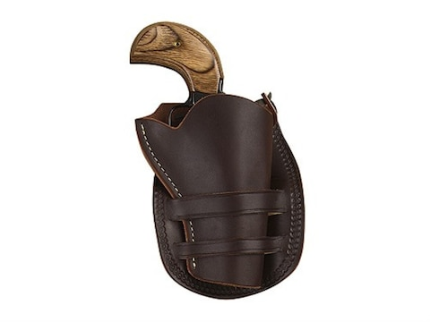 Hunter 1094 Sheriff's Model Holster Right Hand Colt Single Action Army,  Ruger Vaquero 3-4