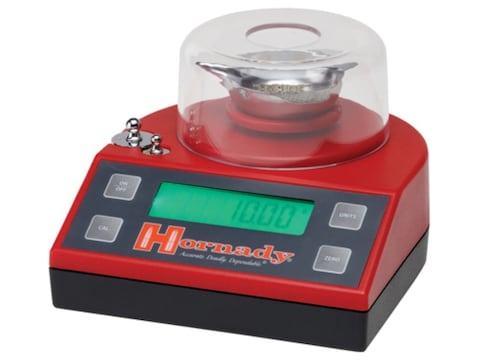 Hornady Lock-N-Load Bench Digital Powder Scale 1500 Grain Capacity