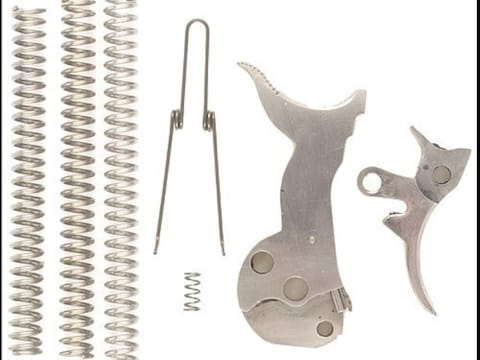 Power Custom Hammer and Trigger Kit with Wolff Spring Kit Ruger Single  Action