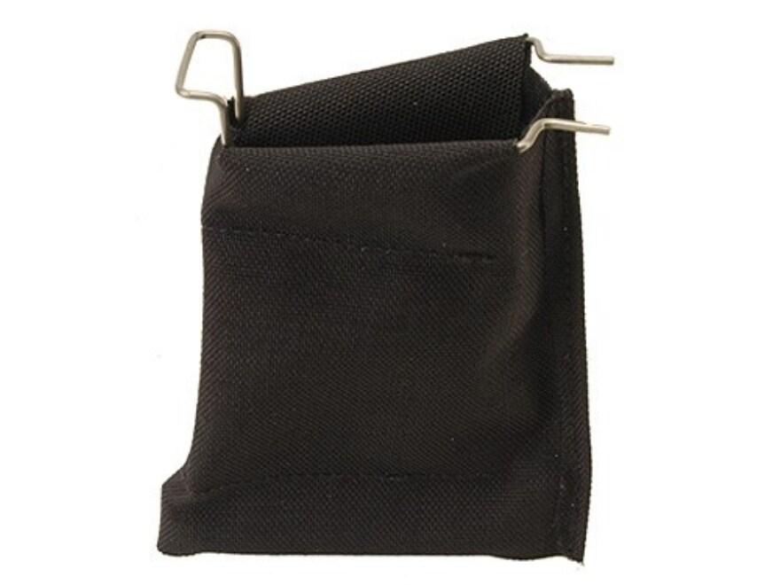 Quick Detach Zipperd Brass Shell Mesh Bag Catcher Range Tactical Hunting Trap US