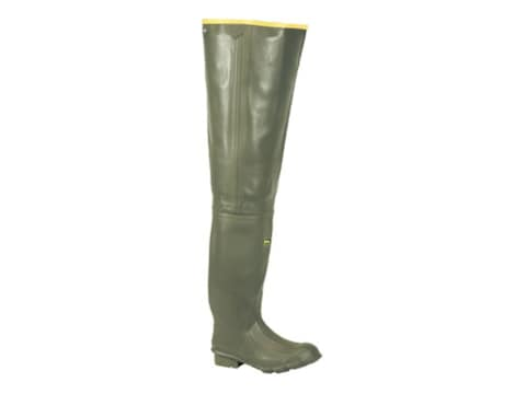 6c8b8f0c6a4 LaCrosse Marsh Uninsulated Rubber Hip Waders