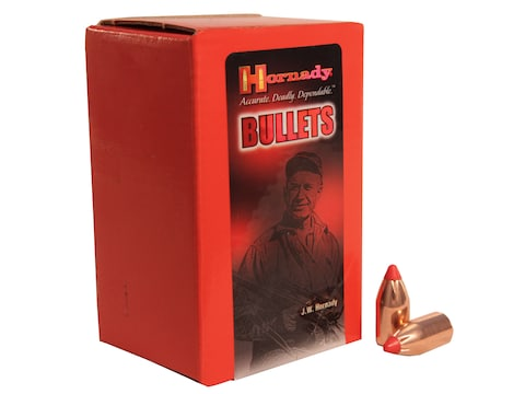 Hornady SST-ML Muzzleloading Bullets (No Sabot) 45 Caliber ( 452 Diameter)  300 Grain Box of 50