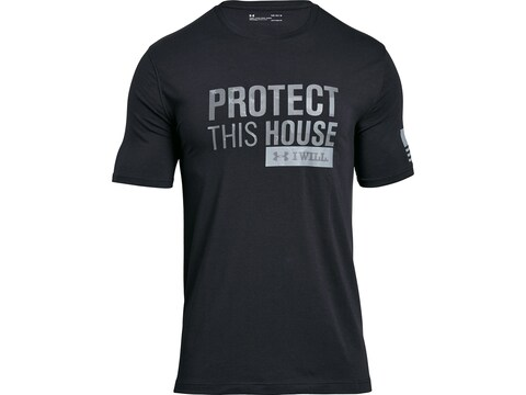 large discount pretty nice undefeated x Under Armour Men's UA Freedom Protect This House 2.0 Short Sleeve