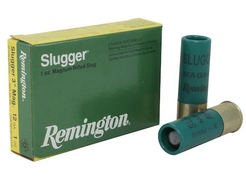 Remington Slugger Ammunition 12 Gauge 3
