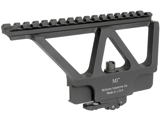 Midwest Industries Quick Detach Picatinny-Style Scope Mount