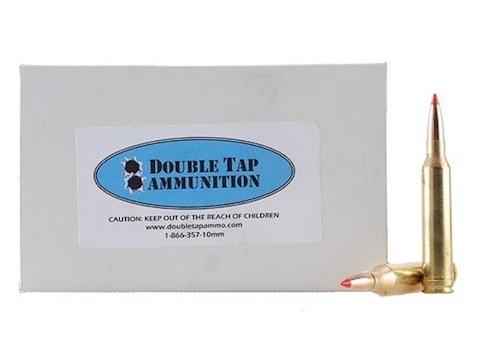 Doubletap Ammunition 7mm Remington Magnum 160 Grain Nosler AccuBond Spitzer  Box of 20