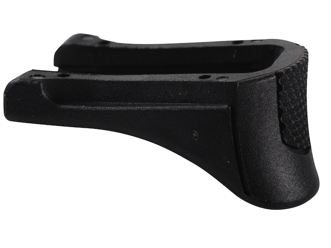 Ruger Magazine Floorplate with Finger Rest Extension Ruger LC9s, EC9s  Polymer Black