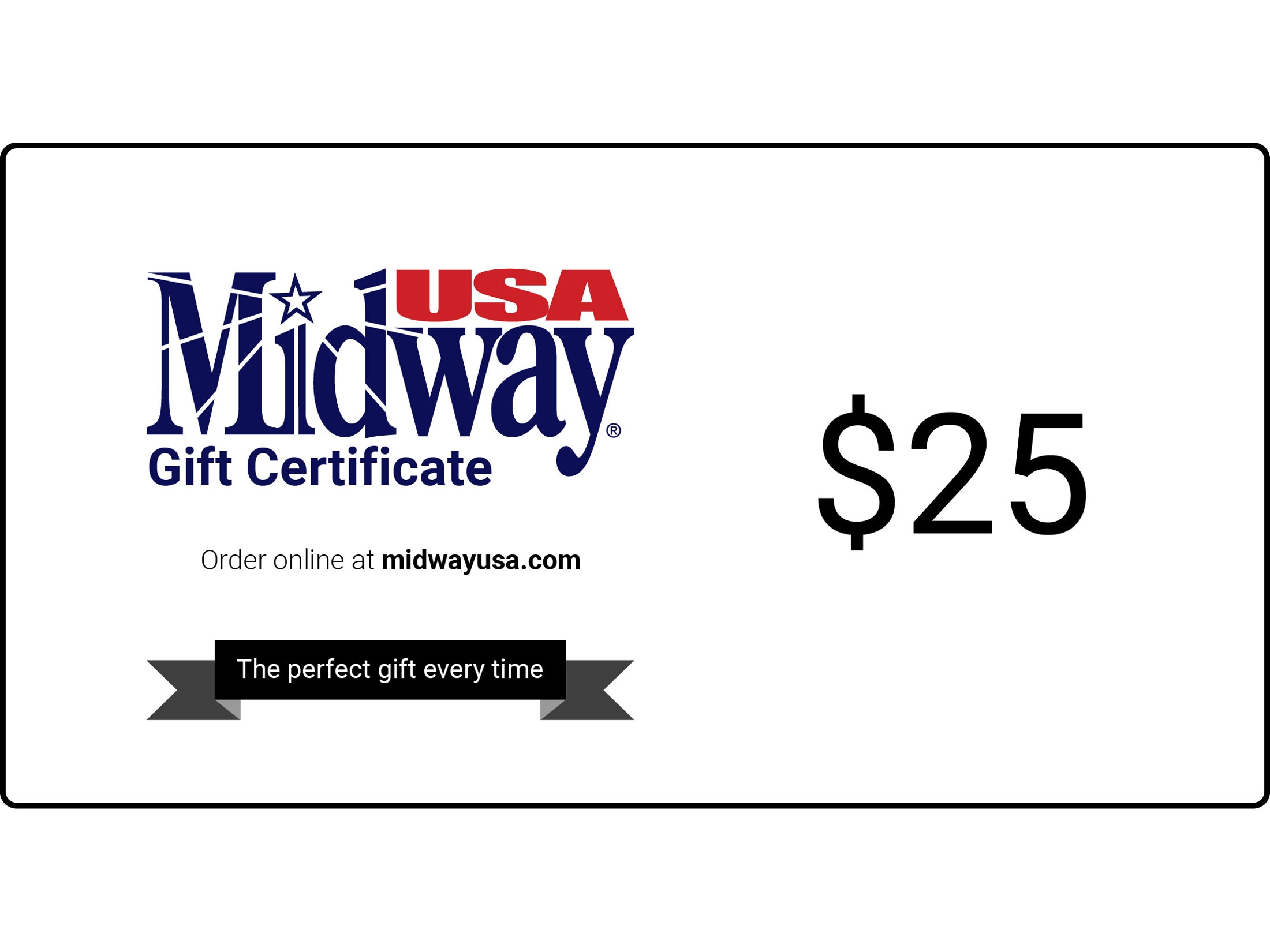 photograph about Printable Reloading Labels named MidwayUSA Present Certification