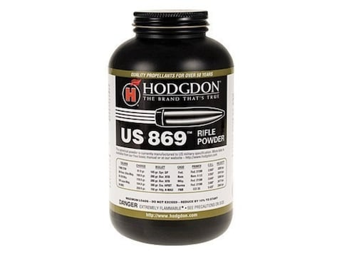 Hodgdon US 869 Smokeless Gun Powder