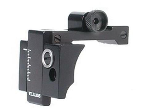 Williams FP-70 Receiver Peep Sight Winchester 70, 54 and Remington 721,  722, 725 Aluminum Black