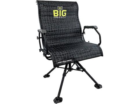 Terrific Hawk Big Denali Blind Chair Steel Gray Inzonedesignstudio Interior Chair Design Inzonedesignstudiocom