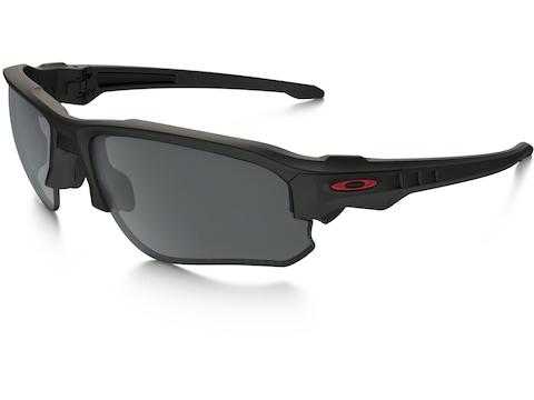 76e50c81eb3f Oakley SI Speed Jacket Sunglasses Matte Black Frame/Black Iridium Lens