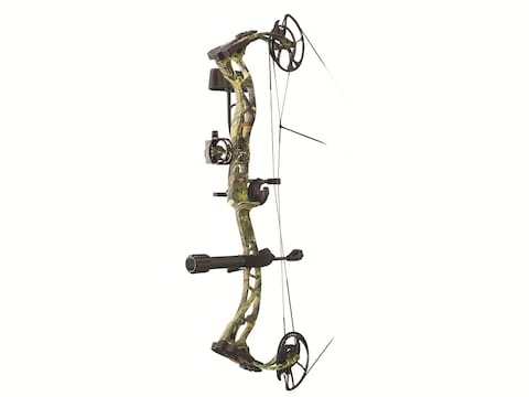 PSE Ramped RTS Compound Bow Package Right Hand 70 lb 24