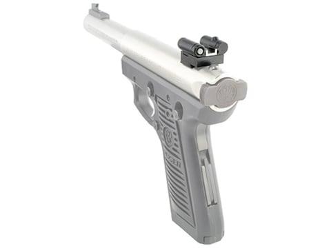 LaserLyte Rear Sight Laser Ruger Mark I, II, III Matte