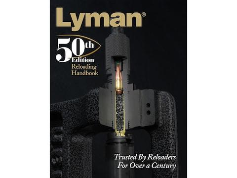 Lyman Reloading Handbook: 50th Edition Reloading Manual