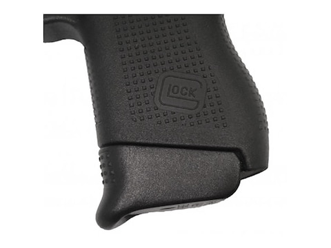 Pearce Grip Magazine Base Pad Glock 42 Plus One Polymer Black