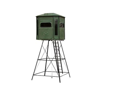 Redneck Blinds Buck Palace Platinum 360 6x6 Box Blind