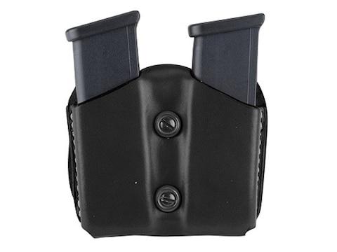 DeSantis Double Magazine Pouch Sig Sauer P365 Leather
