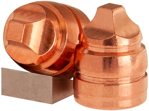 Lehigh Defense Xtreme Cavitator Bullets 32 ACP (311 Diameter) 50 Grain  Solid Copper Lead-Free Box of 50