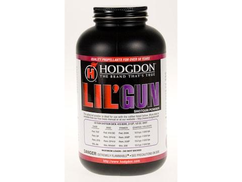 Hodgdon Lil' Gun Smokeless Gun Powder