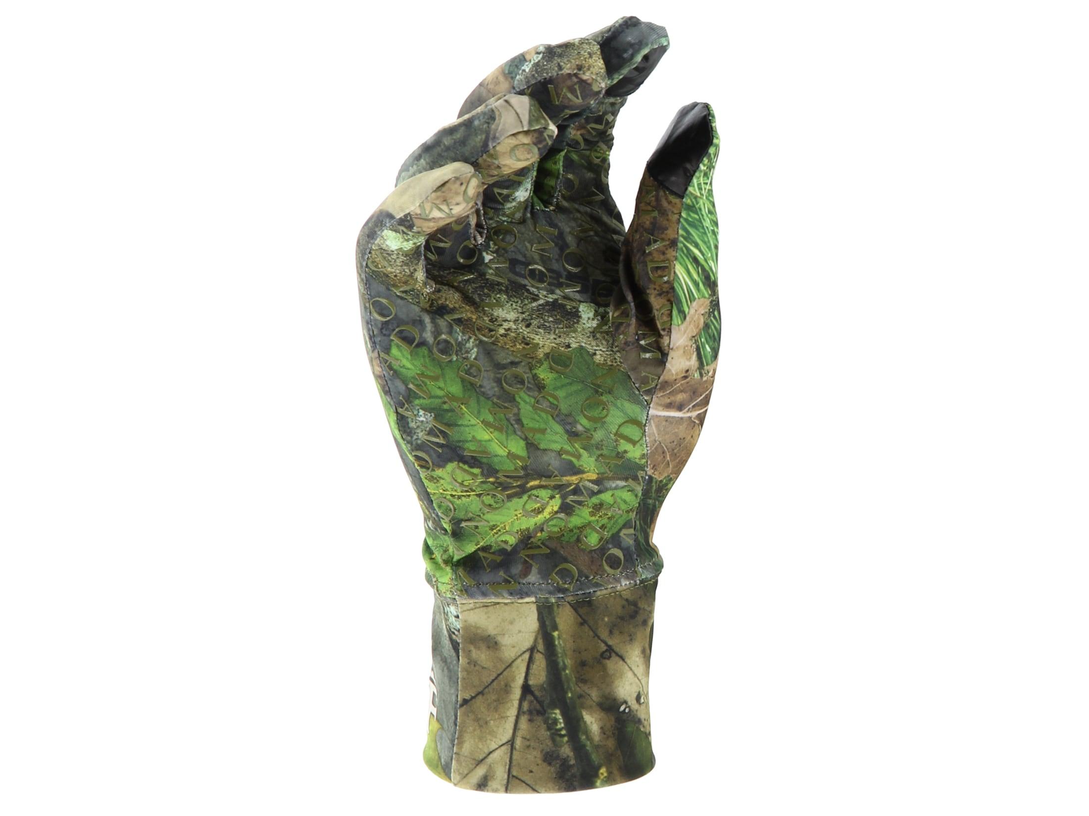 Nomad Mens NWTF Turkey Glove /& Bandana Bundle