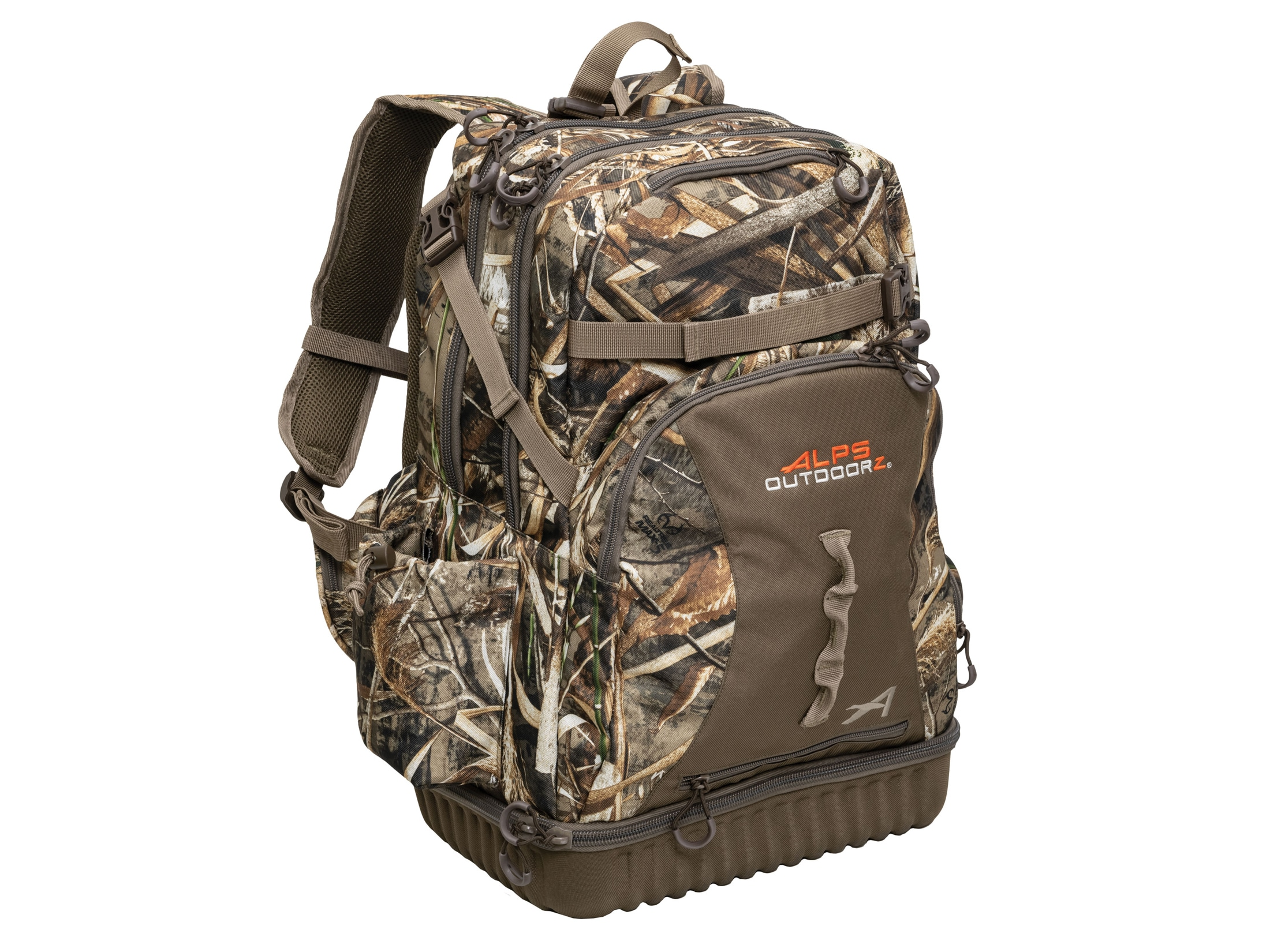 Alps Outdoorz Waterfowl Blind Backpack Realtree Max 5 Camo