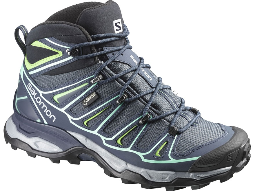 Details about Salomon X Ultra Mid 2 Gore Tex Hiking Boots