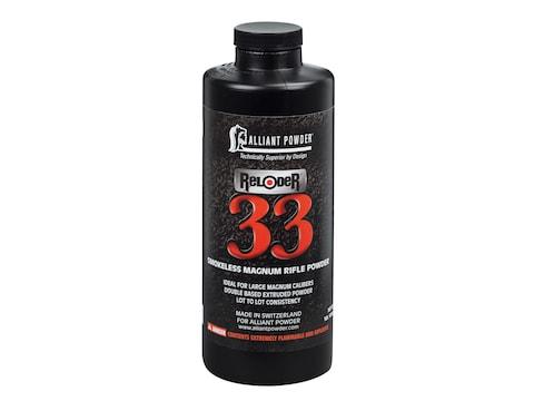Alliant Reloder 33 Smokeless Gun Powder