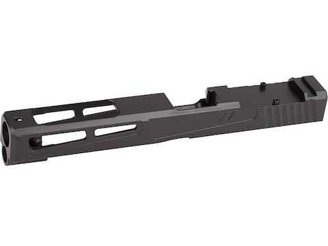 ZEV Technologies Prizefighter Slide with Trijicon RMR Cut Glock 34 Gen 4  Stainless Steel