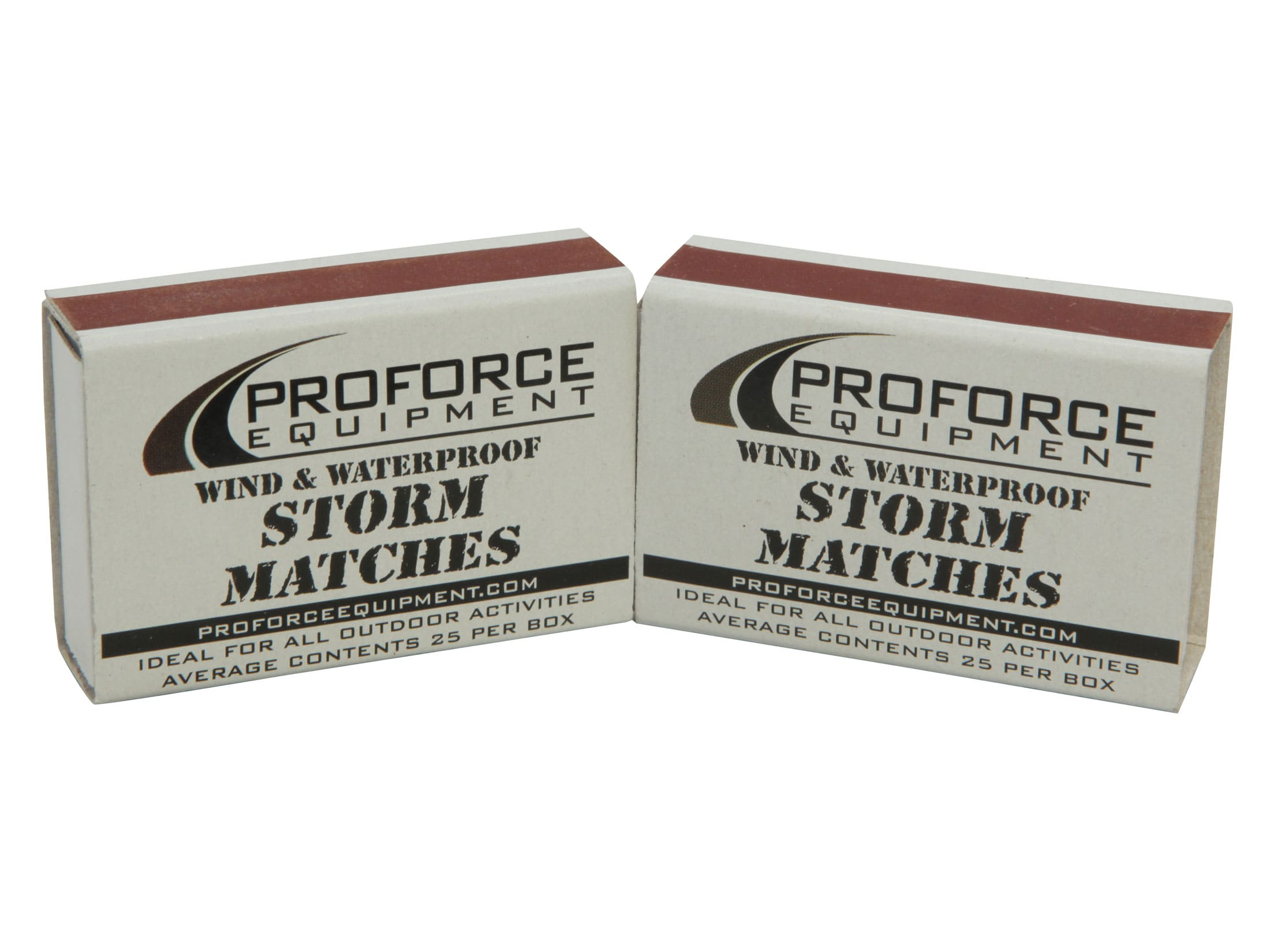 Proforce Equipment Ndur Survival Matches 2 Pack Free Shipping