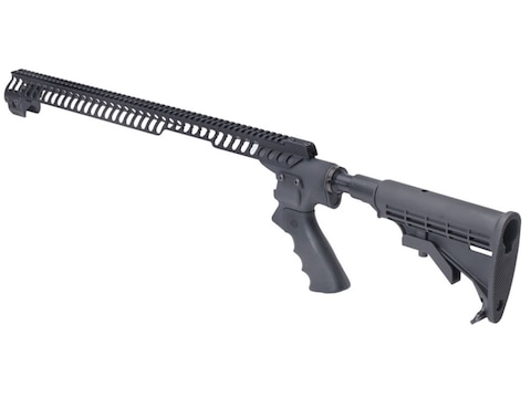 Mesa Tactical High Tube Telescoping Hydraulic Recoil Stock Kit with 24