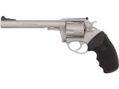 Charter Arms Pitbull Revolver 5-Round Black Rubber