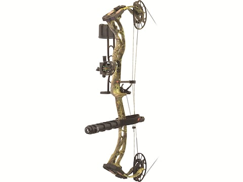PSE Ferocity RTS PRO Compound Bow Package Right Hand 70 lb 24 5