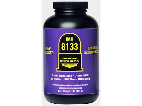 IMR Enduron 8133 Smokeless Gun Powder