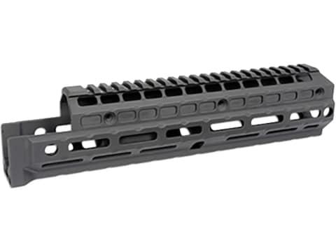 Midwest Industries Extended M-Lok Handguard Gen 2 AK-47, AK-74 Aluminum  Black
