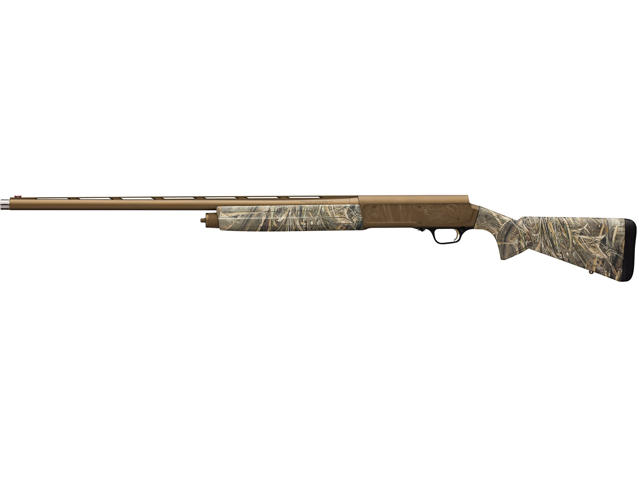 Browning A5 Wicked Wings Semi-Automatic Shotgun 12 Gauge on