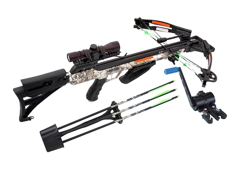 Carbon Express Piledriver 390 Crossbow Bolts Review - New