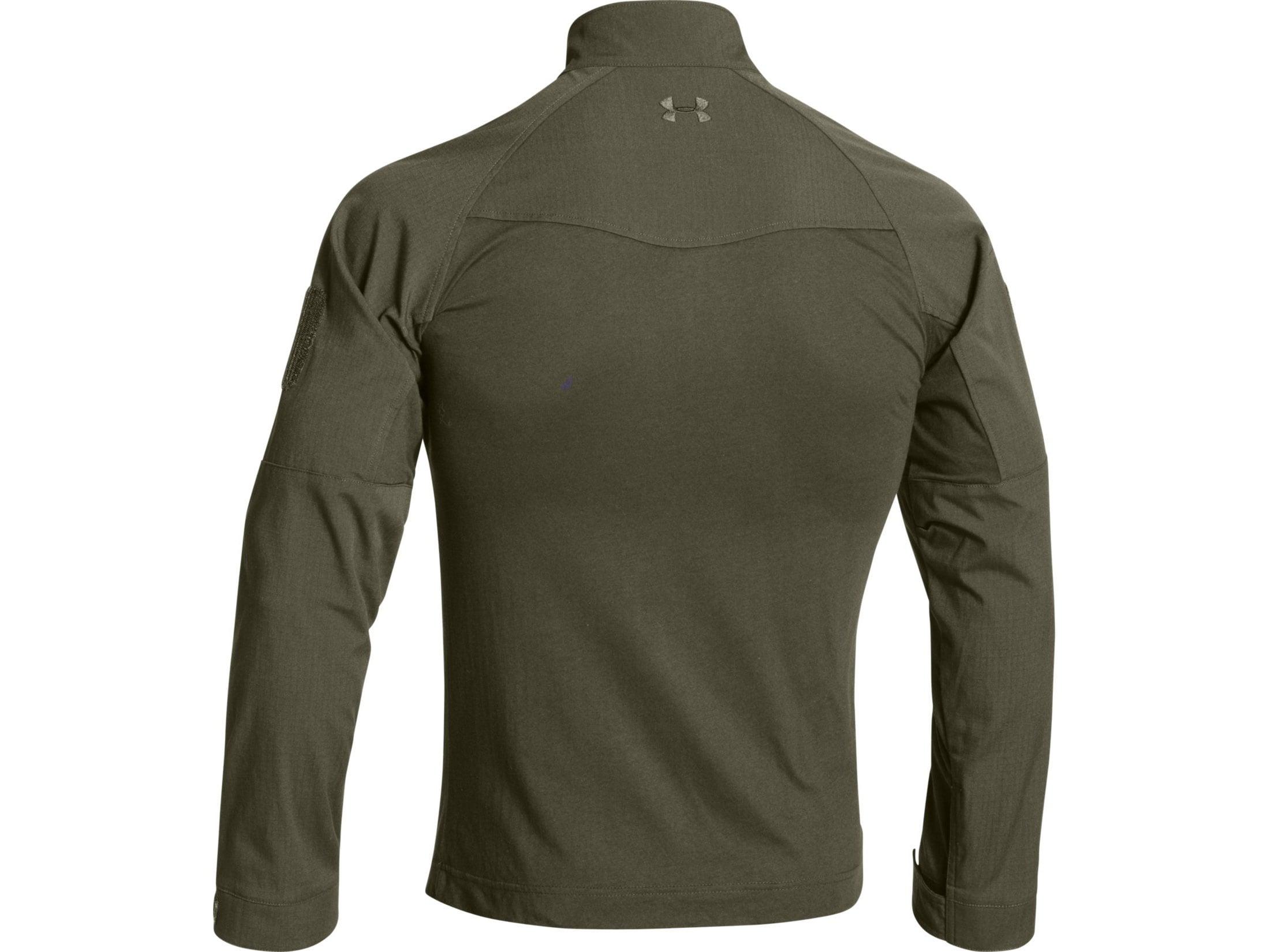 Under Armour 13517760013X M Tac 3X Black Mens Tactical Shirt