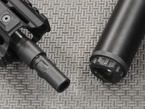 Griffin Armament 3-Lug Suppressor Mount 1/2