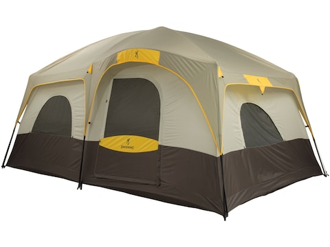 Browning Big Horn 8 Person Cabin Tent