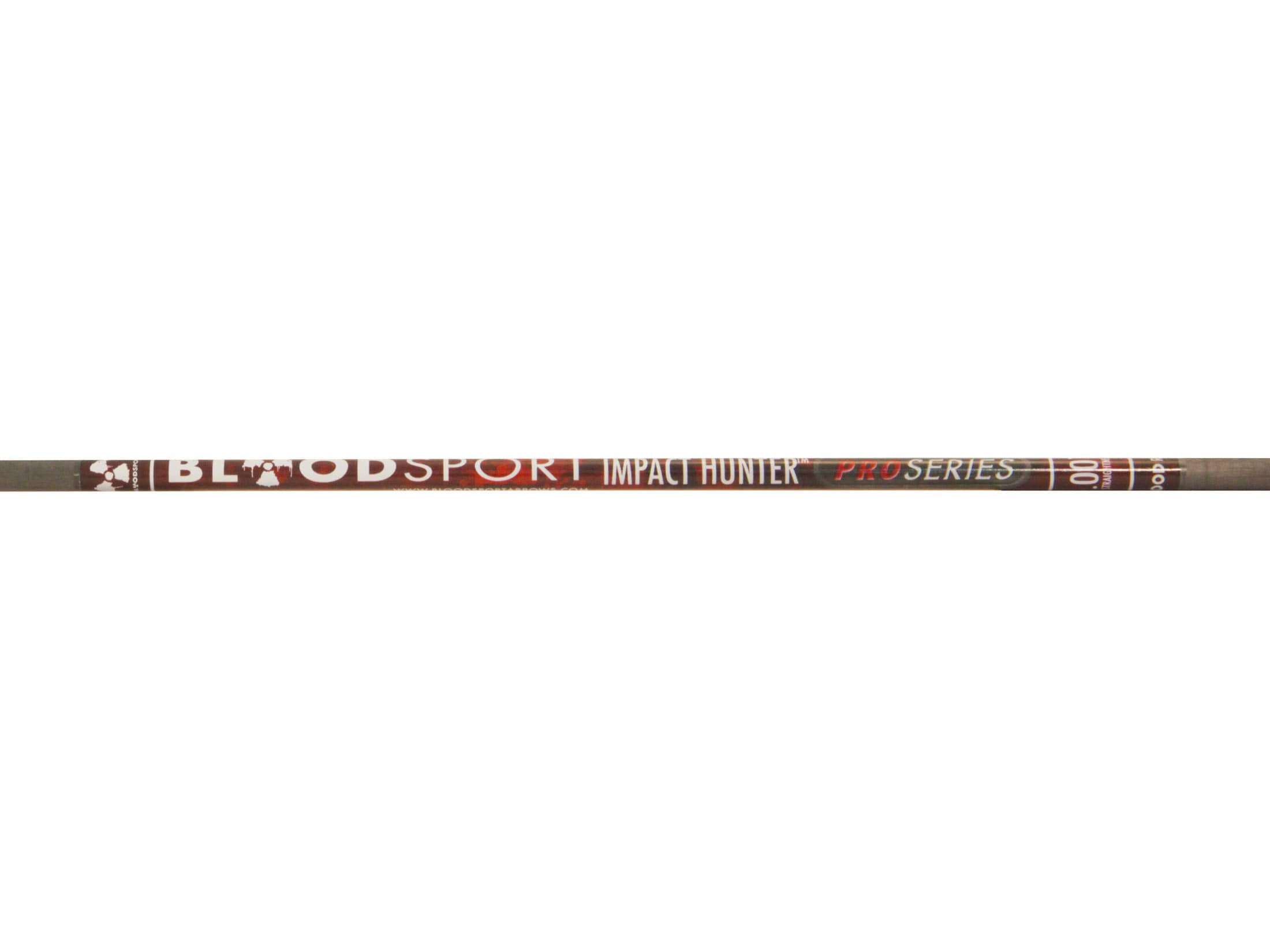 """Vanes 18 Pack 31"""" Loose Inserts Bloodsport Hunter 400 Arrows w// 2 in"""